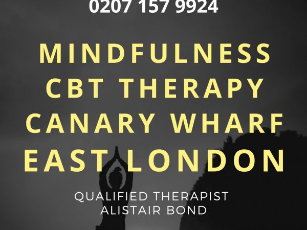 Mindfulness Meditation Canary Wharf for Anxiety and Stress